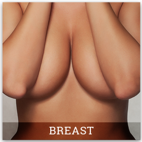 picture of woman's breasts partially covered